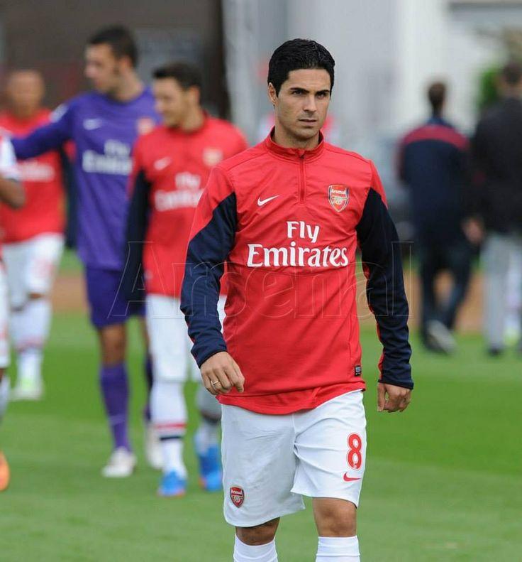 Mikel Arteta 2nd Captain