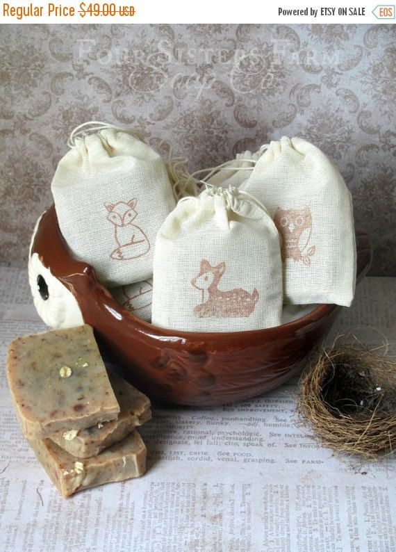 OMGoodness!! These Woodland Baby Shower Favors are screaming with cuteness!!