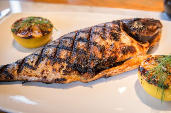 Seafood restaurants in Toronto are as plentiful as the yield of a good catch…