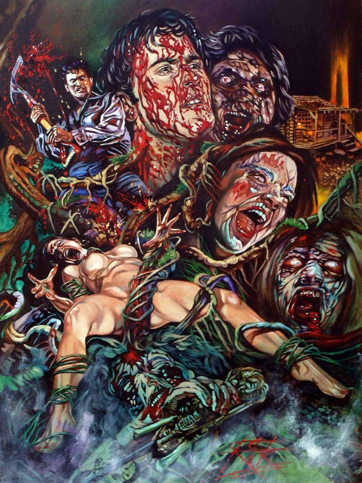 the evil dead sam raimi bruce campbell