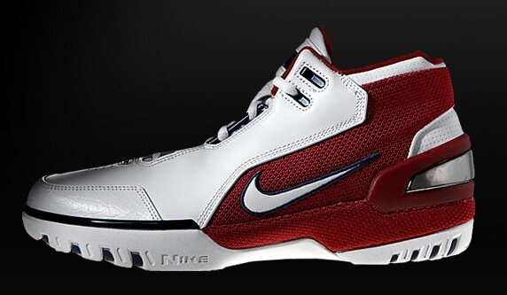 Zoom lebron first generation