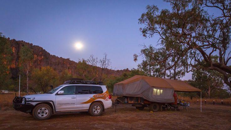 Windjana Gorge, Western Australia. #crikeycamper #CampingMadeEasy