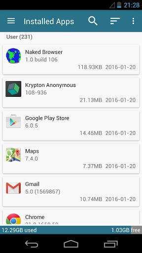 AppWererabbit v6.3.7 [Pro]   AppWererabbit v6.3.7 [Pro]Requirements:4.0.3 and upOverview:AppWererabbit is a set of tools developed to help you manage apps and apk files on your smartphone and tablet.  Tools:  3 Backup Systems - Backup apk (allow organization by custom labels) - Backup app's data (ROOT & BusyBox required) - Export apk (allow custom backup name)  App List Backup  App2SD (Move apps to SD)  App Cache Cleaner (1-tap cleaner)  App Sharer  Apk Installer (search & install)  Apk…