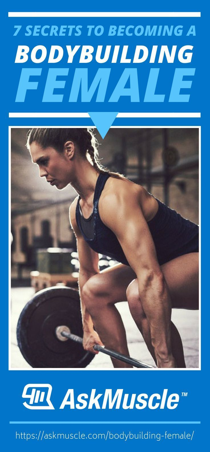 7 Secrets To Becoming A Bodybuilding Female Becoming a bodybuilding female is no…