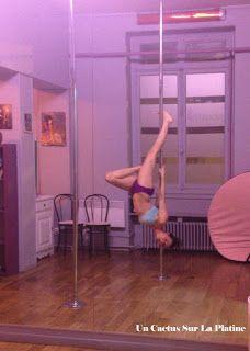 Chronique Récréative: COURS DE POLE DANCE A PARIS