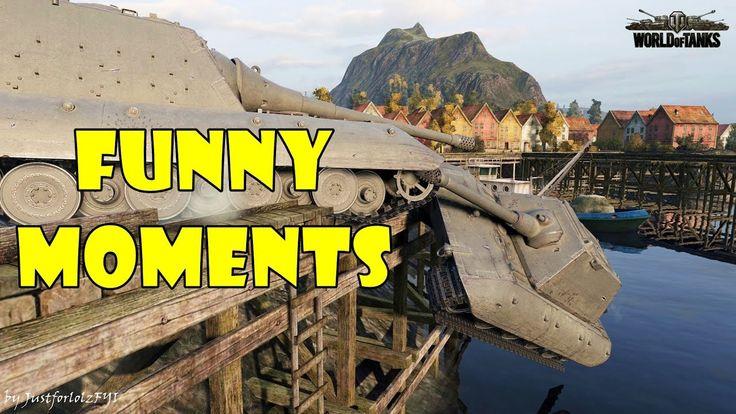 World of Tanks - Funny Moments | Week 1 May 2017