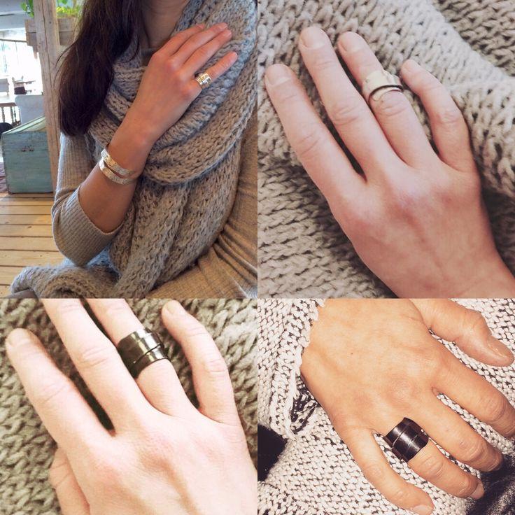Maze ring ! Δαχτυλίδι από ασημι επιπλατινωμενο. Φοριέται με διάφορους τρόπους!!!