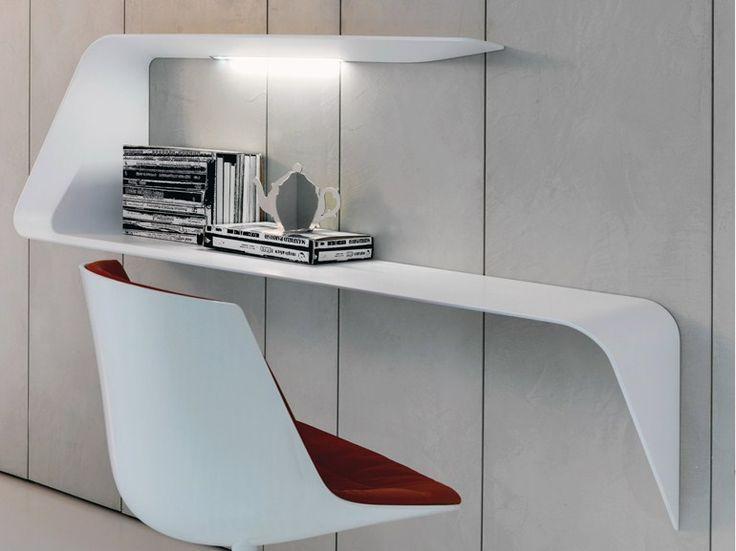 Scrittoio in Cristalplant® MAMBA by MDF Italia   design Victor Vasilev