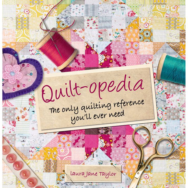Macmillan Publishers St. Martin's Books-Quilt-Opedia