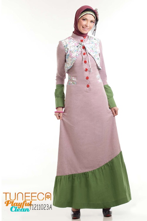 Gamis Butterfly Vest