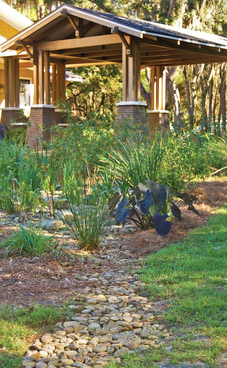 56 best images about Dry Creek Beds on Pinterest Gardens