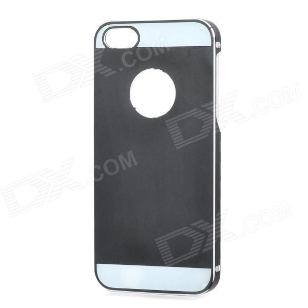 Color: Black; Quantity: 1 Piece; Material: Aluminum alloy + PC+ABS; Shade Of Color: Black; Compatible Models: IPHONE 5S,IPHONE 5; Style: Back Cases; Other Features: Protect your device from scratches, dust and shock; Packing List: 1 x Protective case1 x Inner case; http://j.mp/1v3ar78