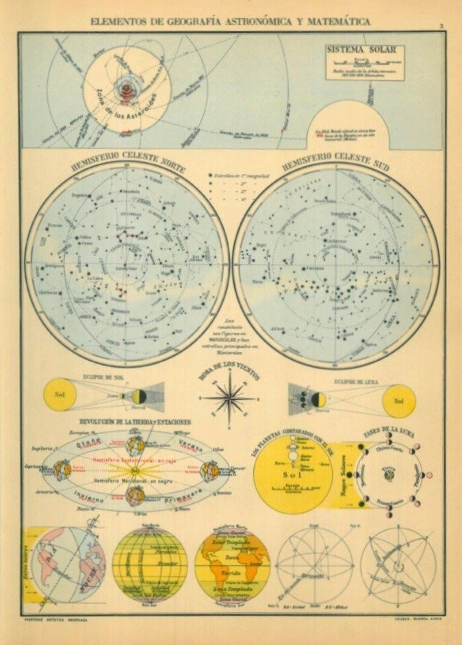 Celestial Map  1951: Stars Gazing, Maps Rooms, Maps 1951, Maps Quest, Celestial Maps, Cartography, Vintage Wardrobe, Maps I, Maps Cartograpi