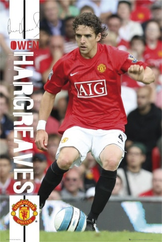 Manchester United- Owen Hargreaves