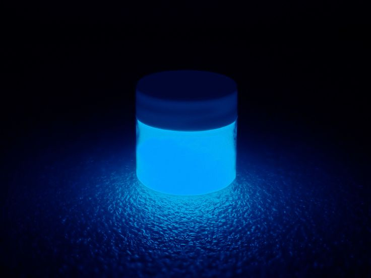 glow in the dark paint blue products glow and water. Black Bedroom Furniture Sets. Home Design Ideas