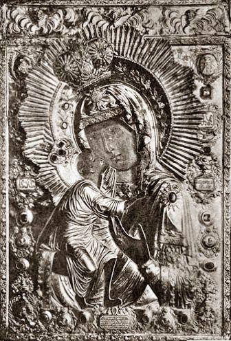 Дневник реставрационных работ над иконой Феодоровской Божией Матери