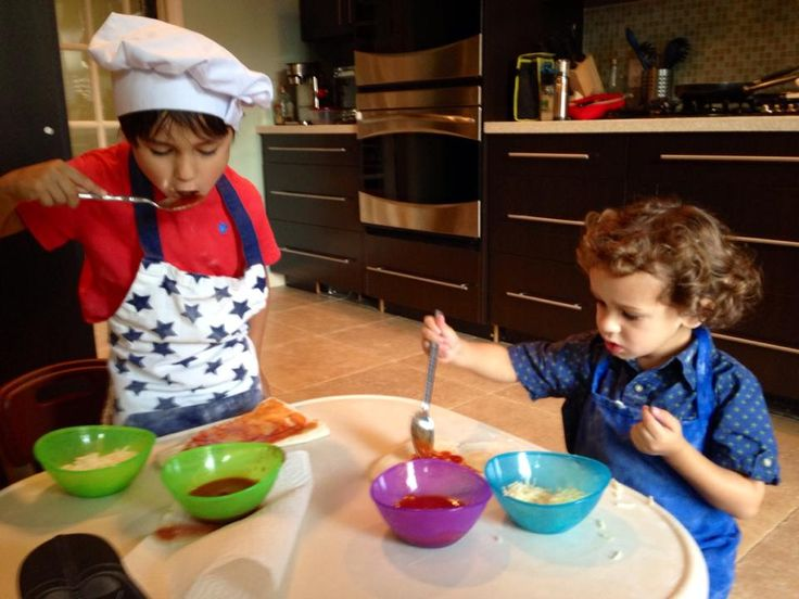 Cooking classes and activities for kids