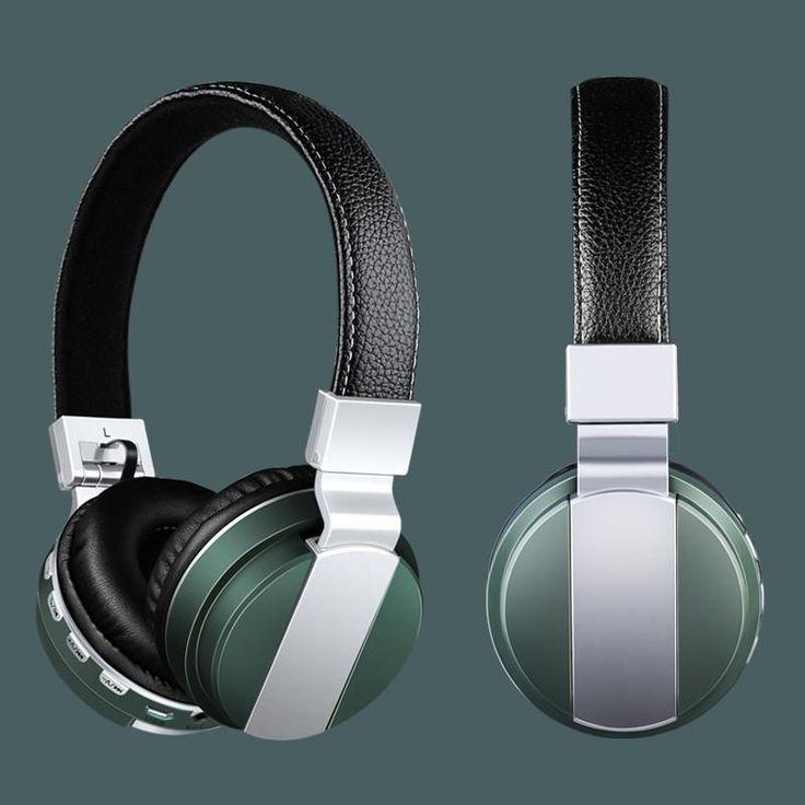 Senbono Wireless Bluetooth Headphone / Foldable Headphones with Microphone