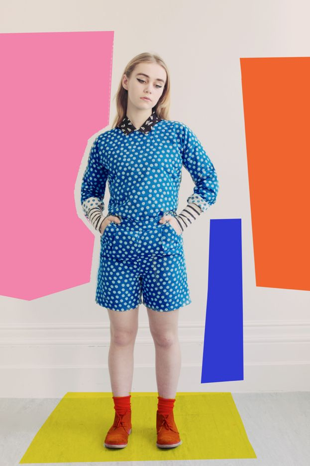 Coloring Book A sartorial homage to Henri Matisse.