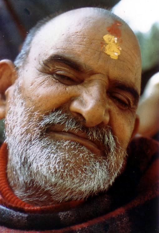 The story of Maharaji is an interesting one. I enjoy listening to the tales from his devotees. Truly a fascinating man!