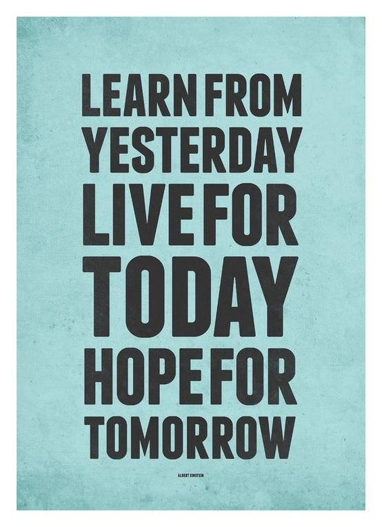 learn, live,hope