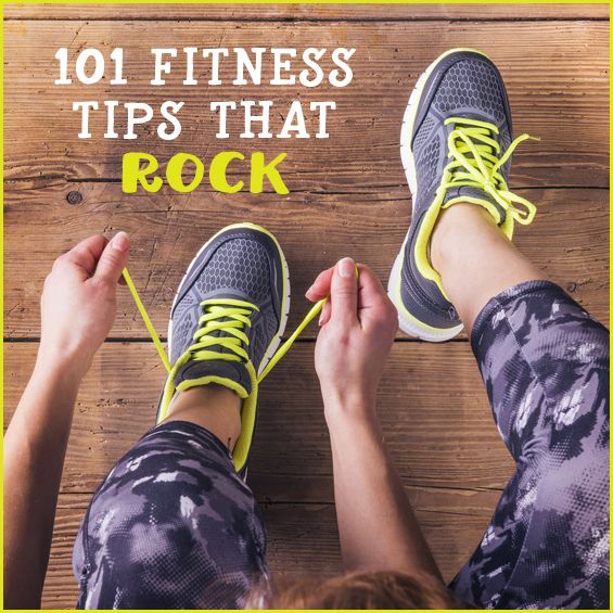 101 Fitness Tips That Rock https://t.co/HsMb1Rgmje via @chrisfreytag #fit #tip #health