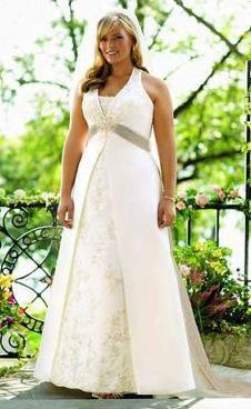 pregnant brides   свадебные платья для беременных