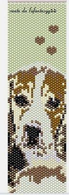 Lufantasygioie: 5 Pattern peyote da scaricare e il pattern per Kilara
