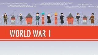 Archdukes, Cynicism, and World War I: Crash Course World History #36, via YouTube.