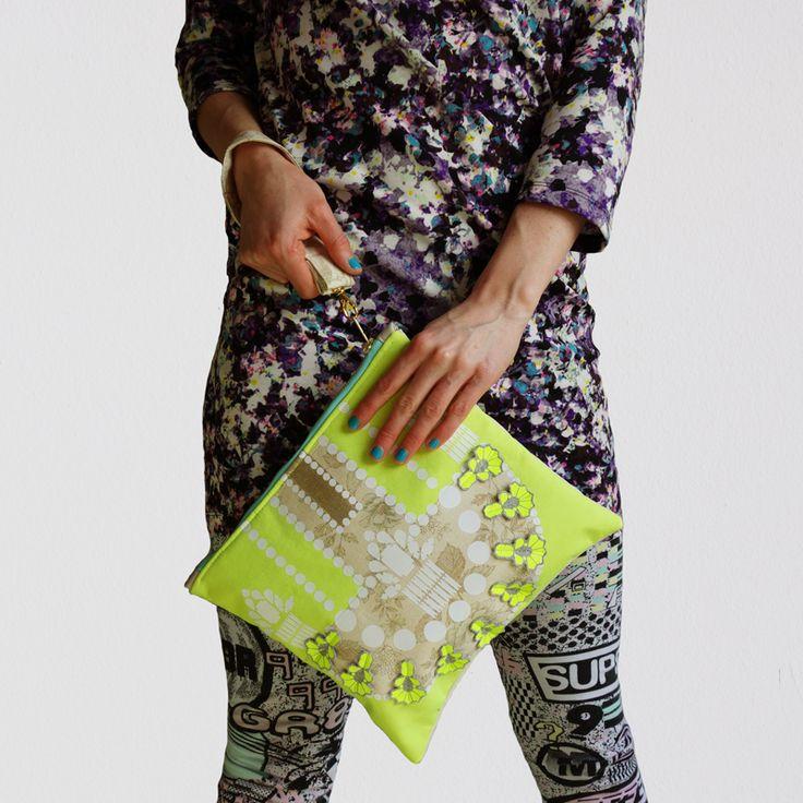 sUMMER shades. nEW clutch purses coming soon to my etsy shop x  dAKOTArAEdUST