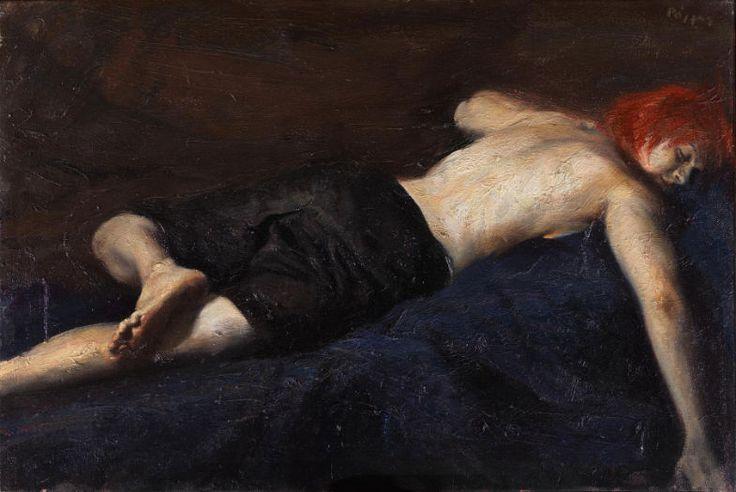 Giorgos Rorris - Sleep (έργο συλλογής / collection`s artwork) | Felios Collection