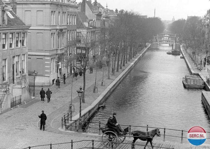Reguliersgracht Amsterdam (jaartal: 1910 tot 1920) - Foto's SERC