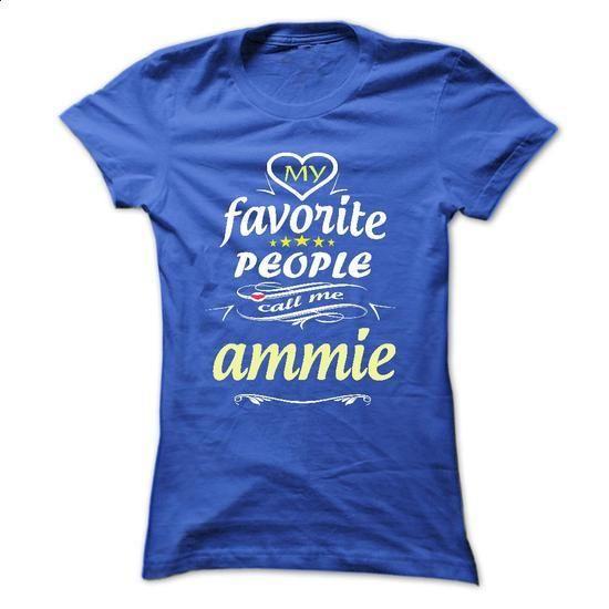 My Favorite People Call Me ammie- T Shirt, Hoodie, Hood - #pink hoodie #couple sweatshirt. GET YOURS => https://www.sunfrog.com/Names/My-Favorite-People-Call-Me-ammie-T-Shirt-Hoodie-Hoodies-YearName-Birthday-Ladies.html?68278