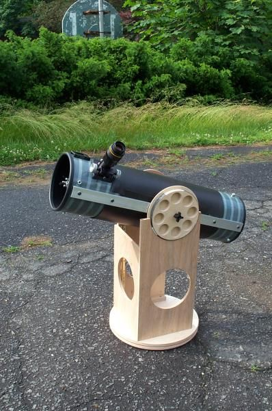 Best amateur telescope maker