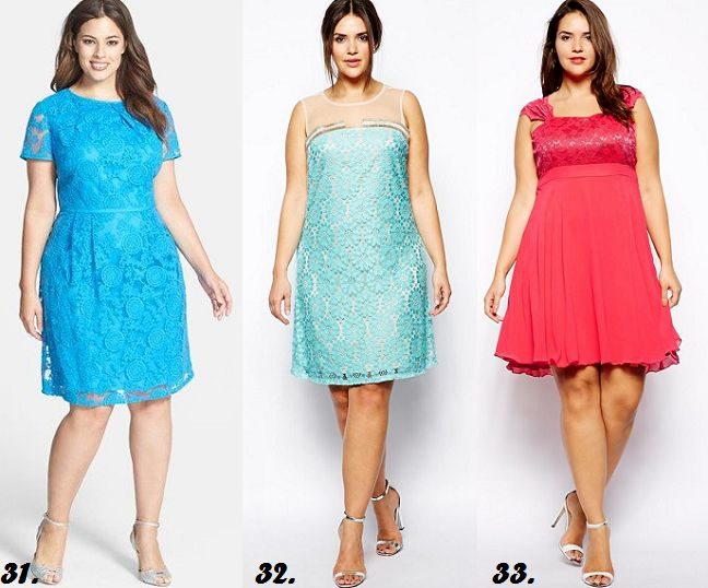 Shapely Chic Sheri 40 Plus Sized Summer Wedding Guest