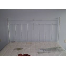 Wrought iron bed. Customize Realizations. 928