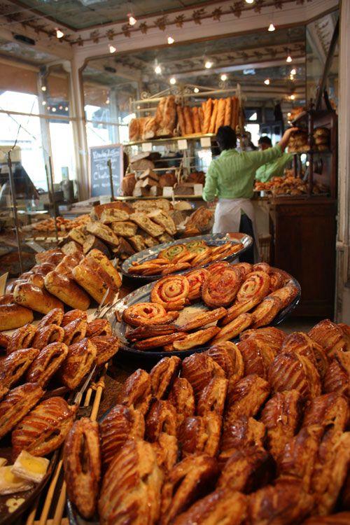 """Boulangerie: """"Du Pain et des idees"""" Paris 10e"""