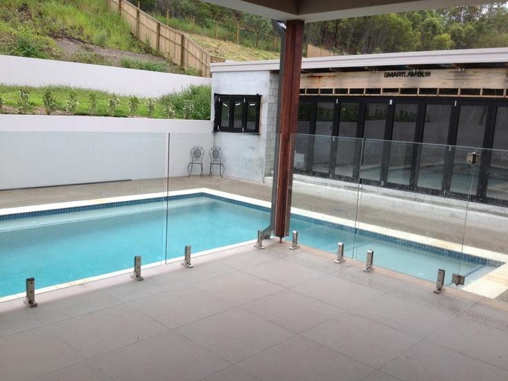 Pool & outdoor snooker room