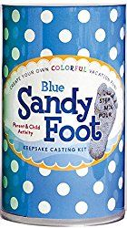 Sandy Foot Colorful Casting Kit
