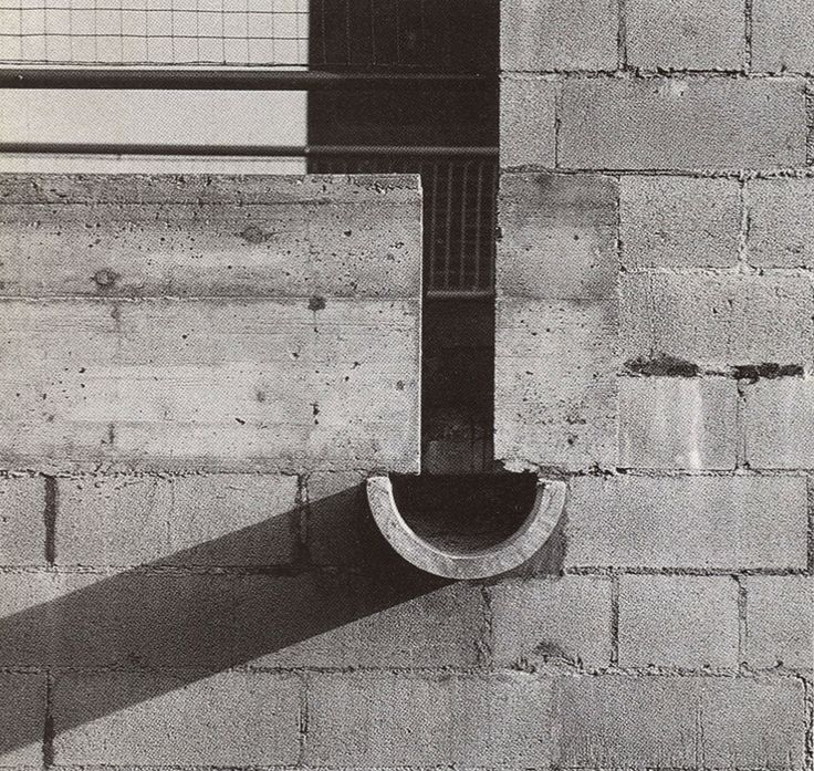 Casa Bianca, Riva San Vitale, Ticino, Switzerland (1973) | Mario Botta