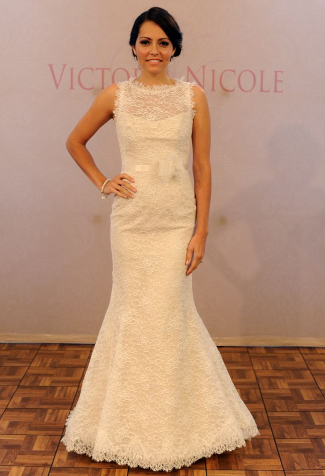 Victoria Nicole Spring 2014 Wedding Dresses