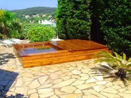 Les 25 meilleures id es concernant jacuzzi bois sur pinterest jacuzzi ext r - Jacuzzi bois exterieur pour terrasse ...