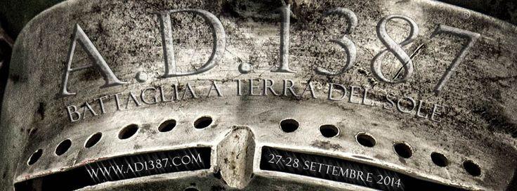 Italia Medievale: A.D. 1387 Battaglia Terra del Sole