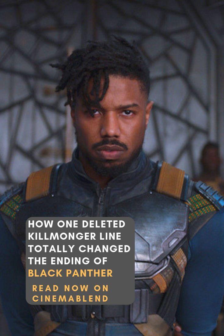 How one deleted killmonger line totally changed the ending