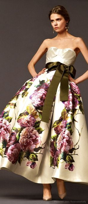 Dolce & Gabbana Woman Collection F/W 2014 @raenutt I thought you'd like this :)