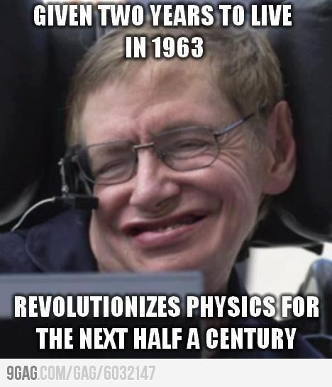 Stephen Hawking rocks!