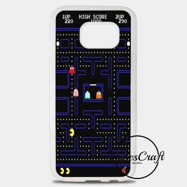 Pacman Game Samsung Galaxy S8 Plus Case | casescraft