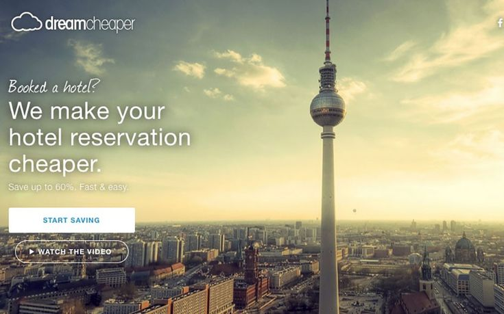Berlin-based startupDreamCheaperis looking to put an end to one of the most universally despised travel woes: booking a hotel room only to watch in horror as the rates nosedive days later.