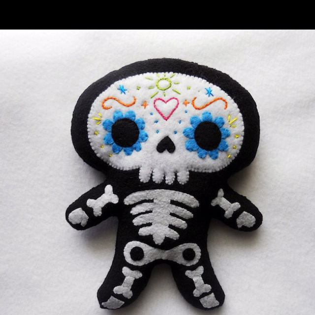 Candy skull crafts