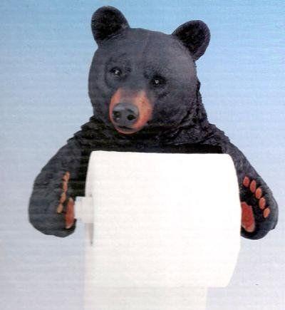 Black Bear Lodge Bathroom Decor Toilet Paper Holder mayinc,http://www.amazon.com/dp/B002QRWD2S/ref=cm_sw_r_pi_dp_bMlRsb1BBBV3NCC1